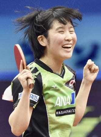 世界に衝撃を与えた17歳の平野美宇選手とは??
