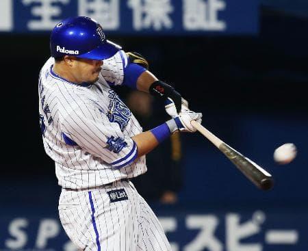 セ・リーグトップクラスの打率を誇る、横浜DeNA宮﨑選手とは?
