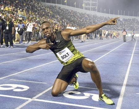 今季で引退!?世界最速の男 ウサイン・ボルト選手