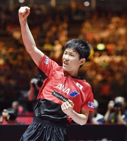 目指せ東京オリンピック!卓球界の若きスター!張本智和選手