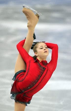 引退を発表した「ロシアの妖精」ユリア・リプニツカヤ選手について
