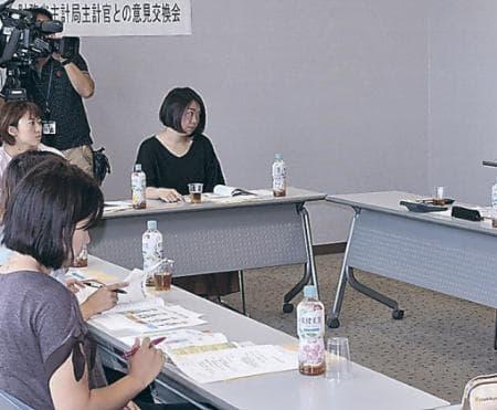 かほく市の会議