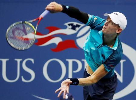 全米オープン準優勝!ケビン・アンダーソン