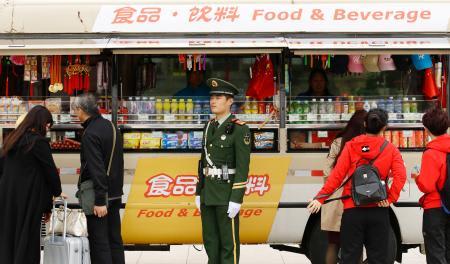 【中国】共産党大会控え北京厳戒 人権活動家ら一斉拘束[10/11]->画像>6枚