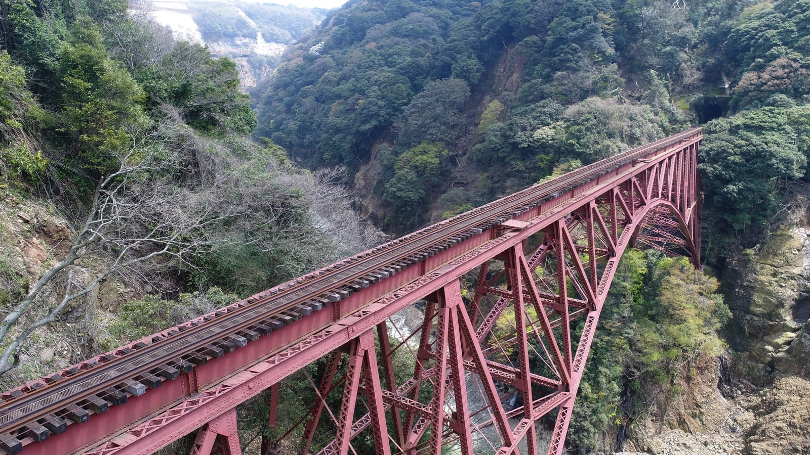 第一白川橋梁