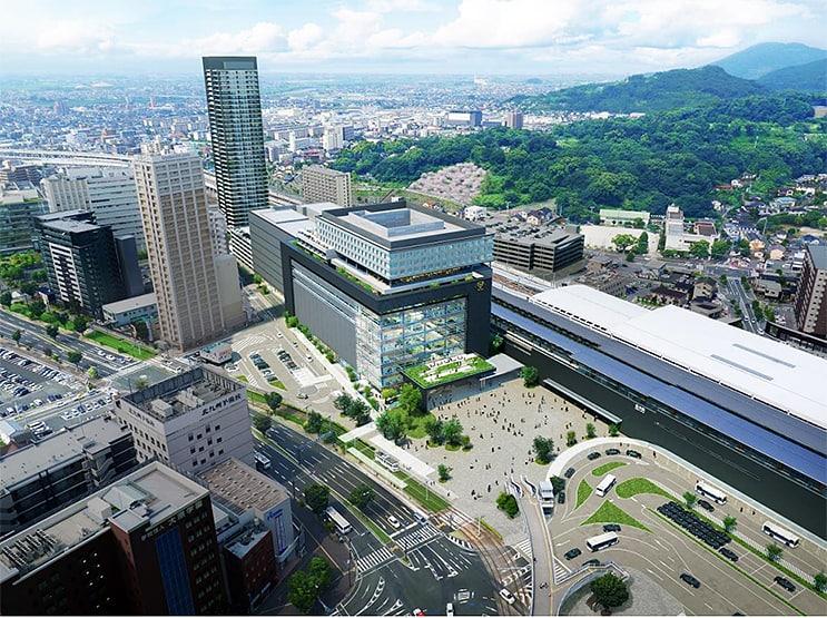 熊本駅ビル