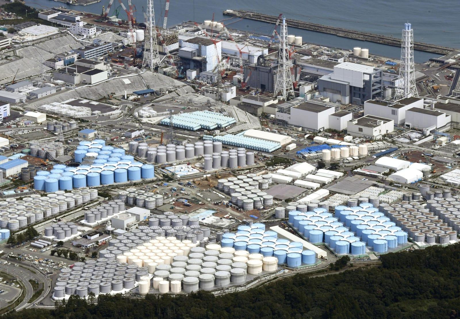 【訃報】福島原発汚染水タンクに神戸製鋼部品 敷地内の850基の大半  [402859164]->画像>7枚