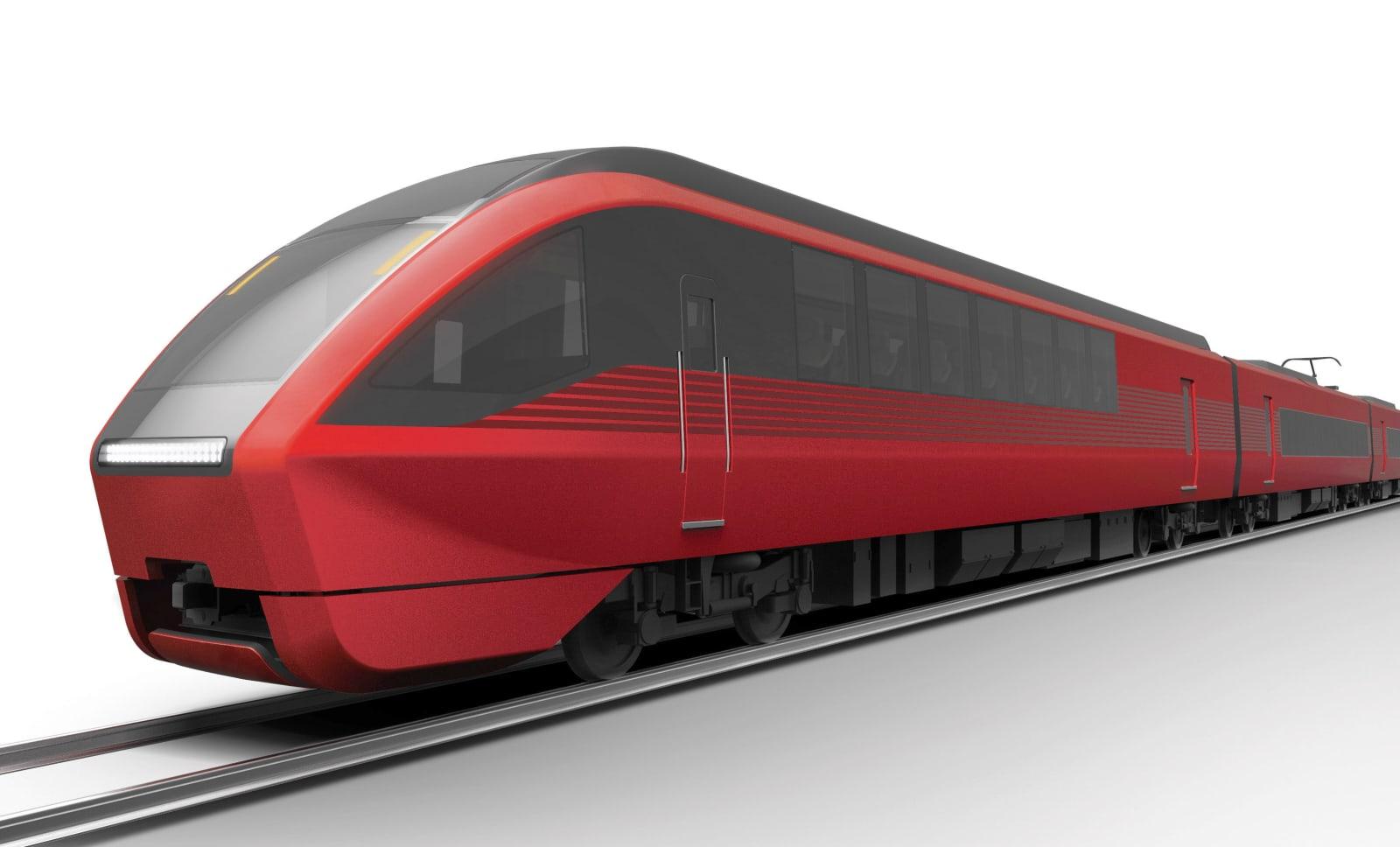 【鉄道】近鉄、20年春に新型車両導入 名阪に真っ赤な特急 ->画像>25枚