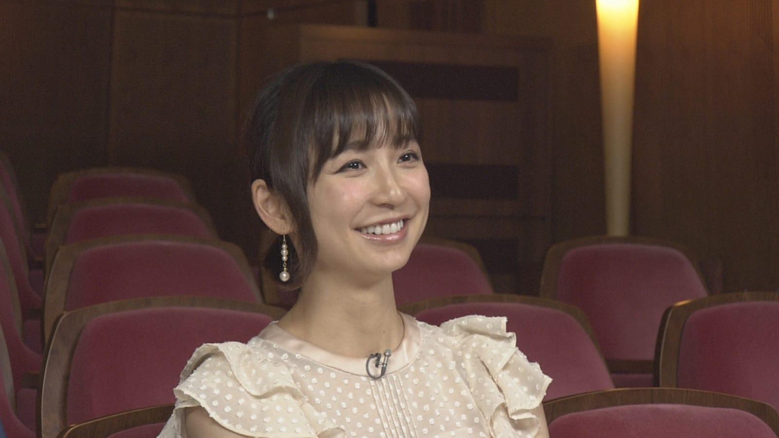 「ファミリーヒストリー」に出演する篠田麻里子さん