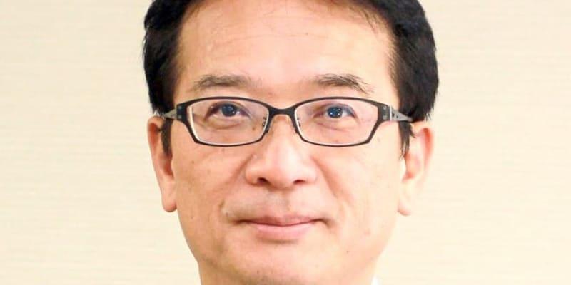 渕上隆信敦賀市長が再選出馬へ -...