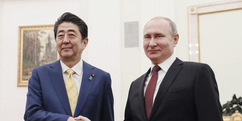 【ロシア国営テレビ】プーチン大統領、安倍首相との個人関係重視せず ->画像>14枚