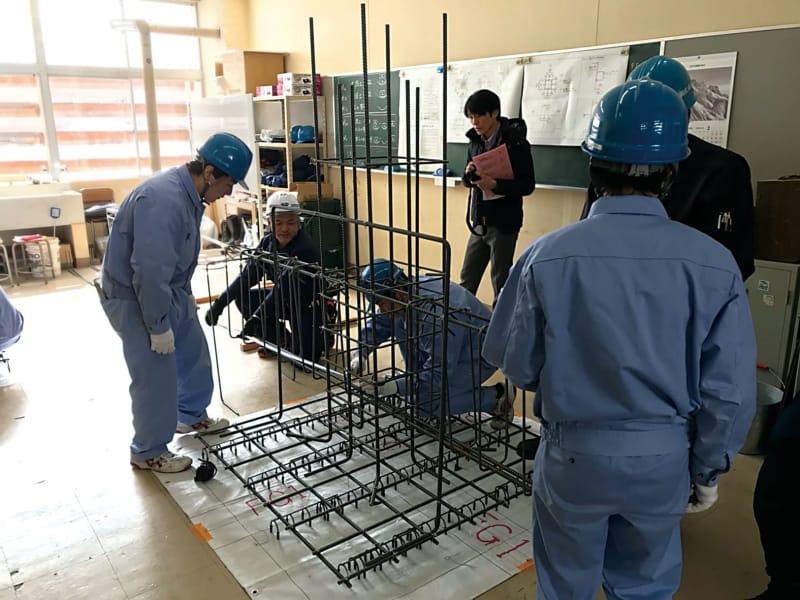 新潟県鉄筋業協同組合青年部、高...
