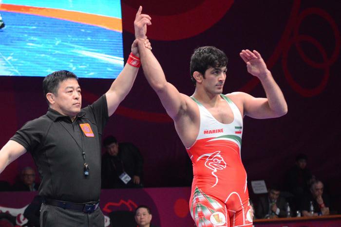 オリンピック・世界・アジアを制したハッサン・ヤズダニ・チャラティ。W杯は不参加か