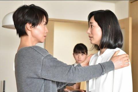 連続ドラマ「あなたには帰る家がある」第6話の場面写真(C)TBS