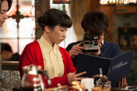 NHKの連続テレビ小説「半分、青い。」第42回の一場面 (C)NHK
