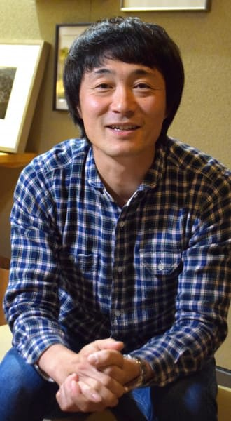 井上弁造さんを約20年間撮り続け、日本写真協会賞新人賞に輝いた奥山淳志さん