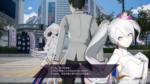 「カリギュラ オーバードーズ」のゲーム画面(C)FURYU Corporation.