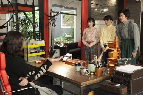 NHKの連続テレビ小説「半分、青い。」第66回の一場面 (C)NHK