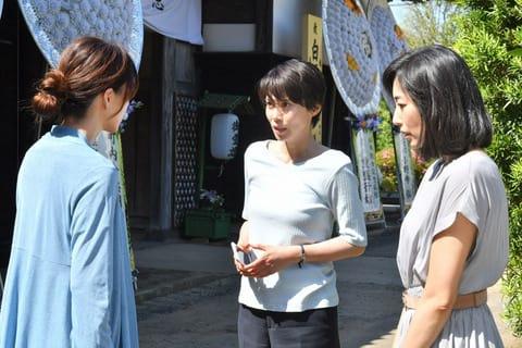 連続ドラマ「あなたには帰る家がある」第10話の場面写真(C)TBS