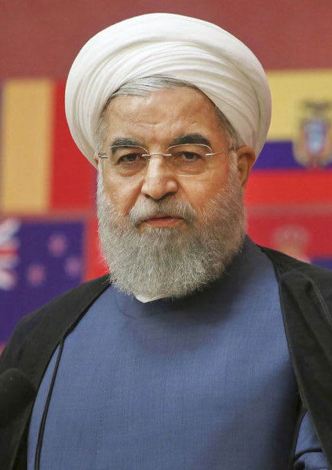【外交】安倍首相のイラン訪問案浮上 7月、実現なら40年ぶり
