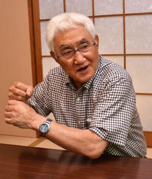 元プロ野球監督 安藤統男さん 練...