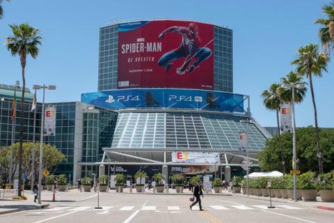 米ロサンゼルス・コンベンションセンターで開催された世界最大のゲーム業界見本市「E3」の様子