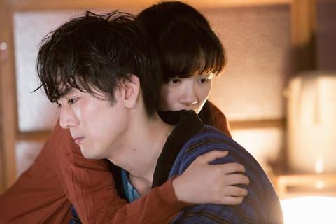 NHKの連続テレビ小説「半分、青い。」第16週の一場面 (C)NHK