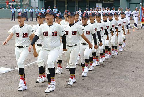 32チーム、覇を争う 沖縄県中学...