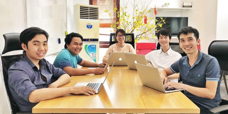 ベトナムのオフショア開発チーム