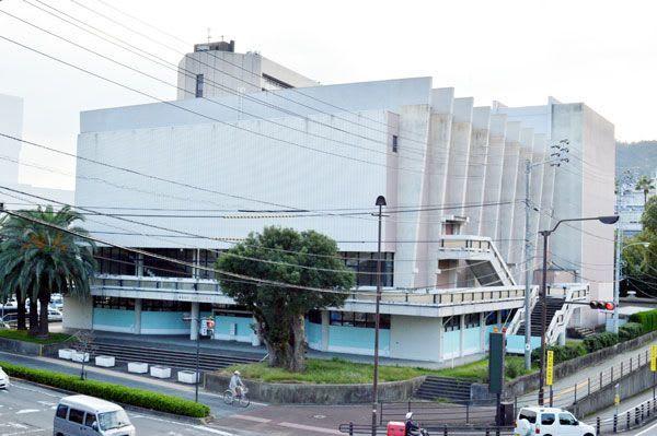 徳島市新ホールは1500席程度 整...
