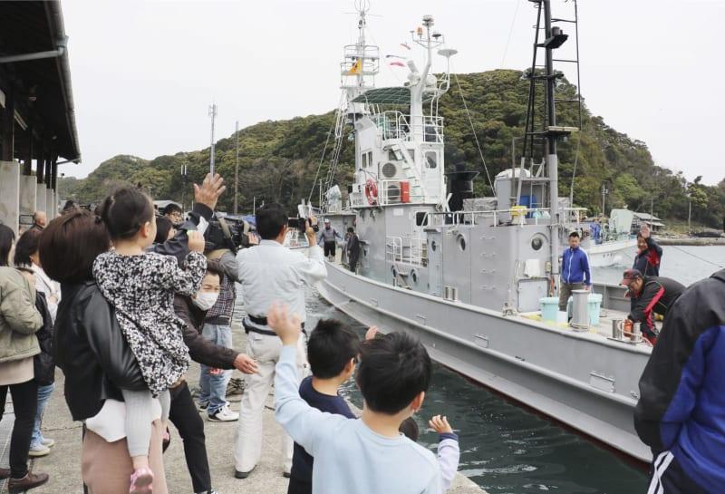 【和歌山】太地町漁協の捕鯨船出港 YouTube動画>2本 ->画像>45枚