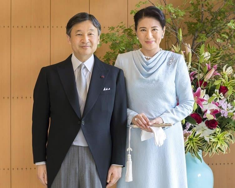 新天皇陛下の即位 「令和元年」