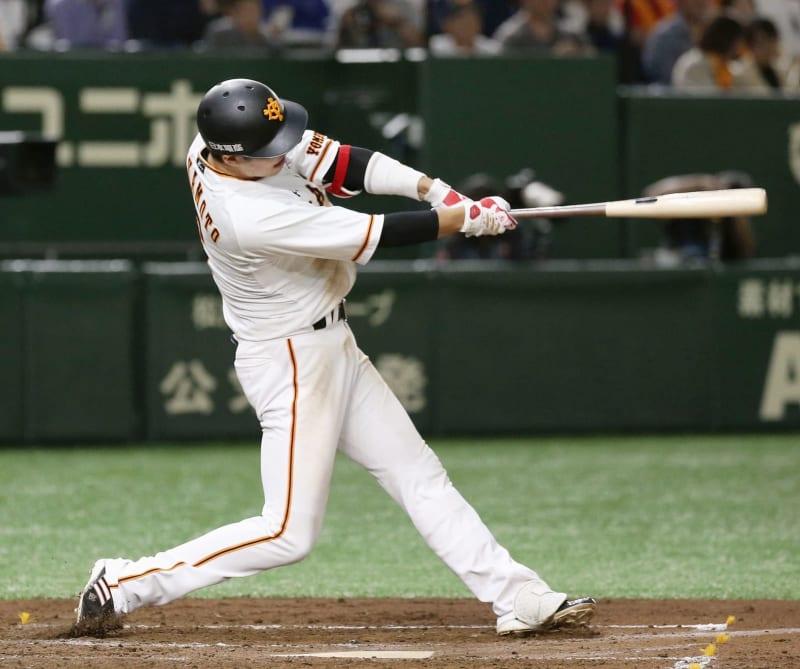 令和1号本塁打は巨人の坂本勇 プ...