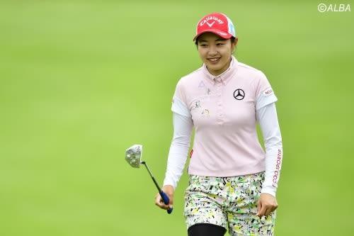 楽しくなければうまくならない 三浦桃香、令和は「ゴルフをもっと好きになる!」