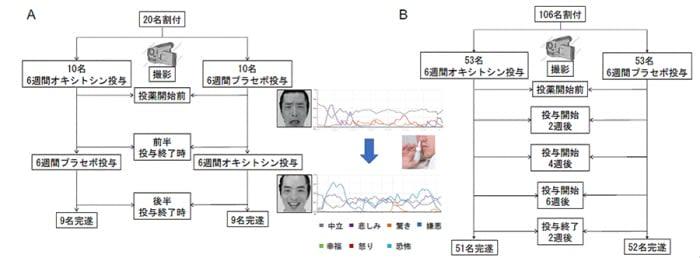 自閉スペクトラム症へのオキシトシン治療はやはり有効 浜松医科大などの研究 画像