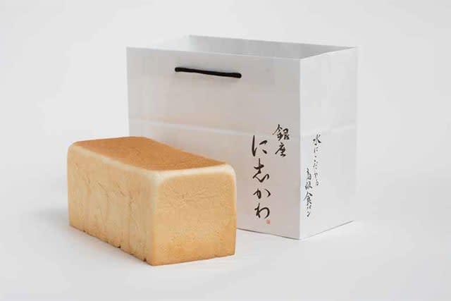 6月17日から予約開始!高級食パン店「銀座に志かわ」青森弘前店オープン 画像