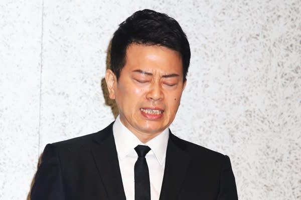宮迫博之へのオフホワイト質問「無神経すぎる」と非難殺到 画像