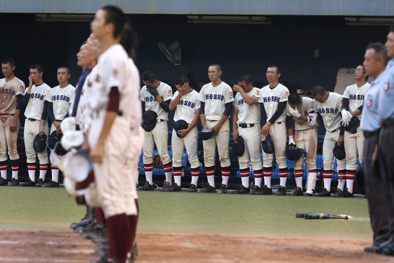 銚子商、守り崩れ5回戦で姿消す 「古豪復活」ならず 高校野球千葉大会第9日