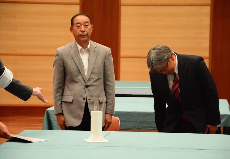 くじ引きで最下位当選者決まる 当落ラインで得票同数 神崎町議選