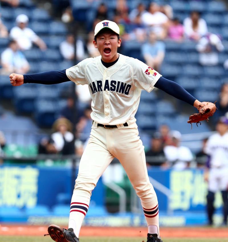 習志野・飯塚完投、魂の133球 高校野球千葉大会第10日