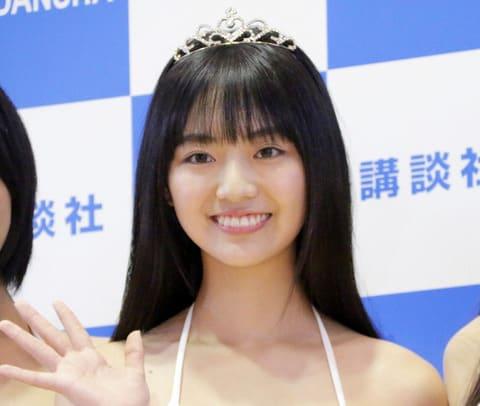 ミスマガジン2019:令和初のグランプリは埼玉県出身の豊田ルナさん17歳 5歳から子役として活動