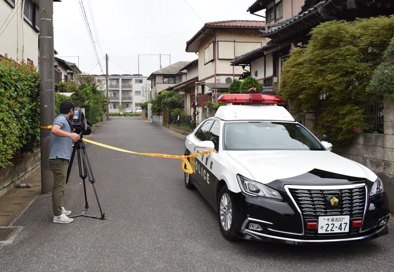 「体当たりされ、気づくと腹部から出血」20代女性、路上で刺されたか 千葉市稲毛区