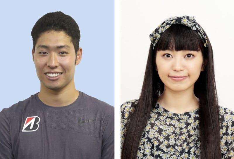 萩野選手とmiwaさん結婚へ 今秋にも、冬には出産予定   共同通信