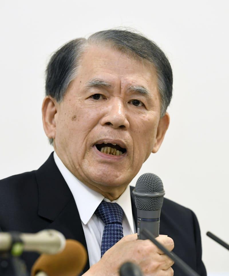 京アニ社長、事件3カ月で会見 支援に感謝、現場は解体へ 画像
