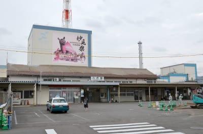 老朽化のため建て替えられるJR八代駅の駅舎。