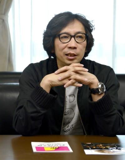 「熊本人をいとおしく思える映画になった」と語る行定勲監督