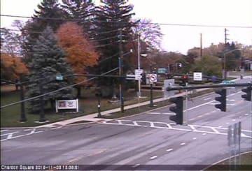 SISのハッカーが利用するリストに掲載されていた監視カメラのひとつは、米国の一都市の広場の風景を提供しているようだ。 G-TV camera