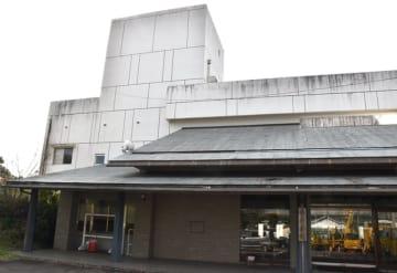 国富町が取得した旧稲荷会館。今後は運営や活用法の議論が不可欠となる