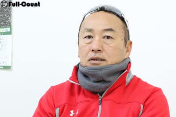 「今年もチャンスのある選手はいる」と話す西田真二監督【写真:編集部】