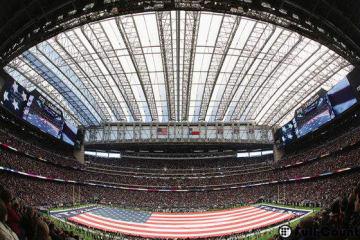スーパーボウル51の開催地であるNRGスタジアム【写真:Getty Images】